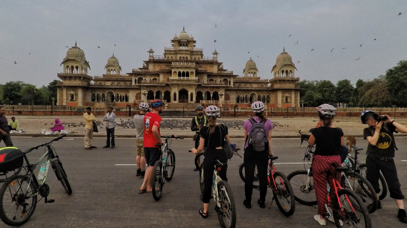 Jaipur City Cycle Tour