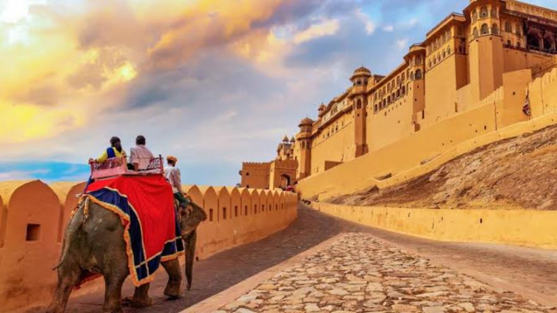 Private Full Day Tour of Jaipur City with Guide