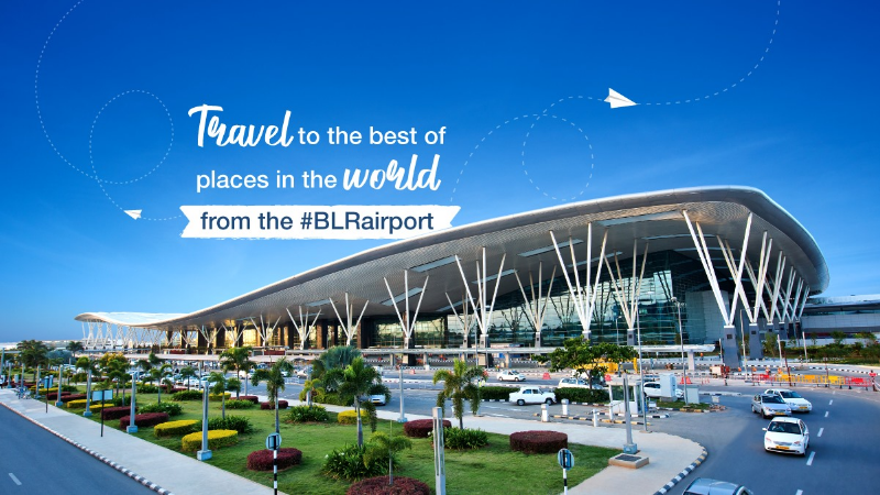 Private Transfer from Bengaluru City to Airport (KIAB)