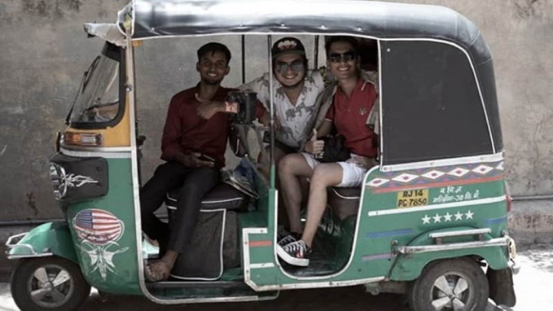 Jaipur Day Tour By Tuk Tuk